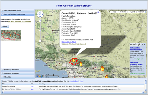 Wildfire Browser