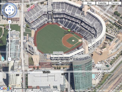 Google Maps Adds Oblique Aerial Imagery | GeoChalkboard