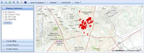 Clustering with the ArcGIS Server JavaScript API | GeoChalkboard
